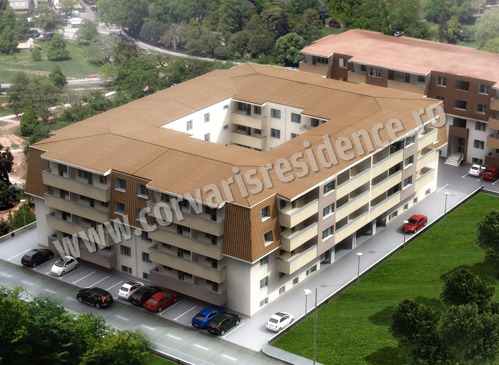 Corvaris Residence 12 blocul 2