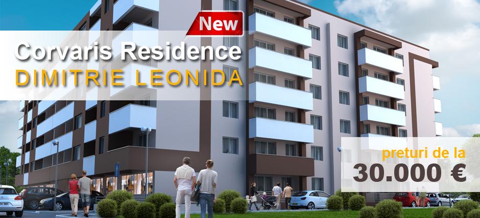 Corvaris Residence Dimitrie Leonida