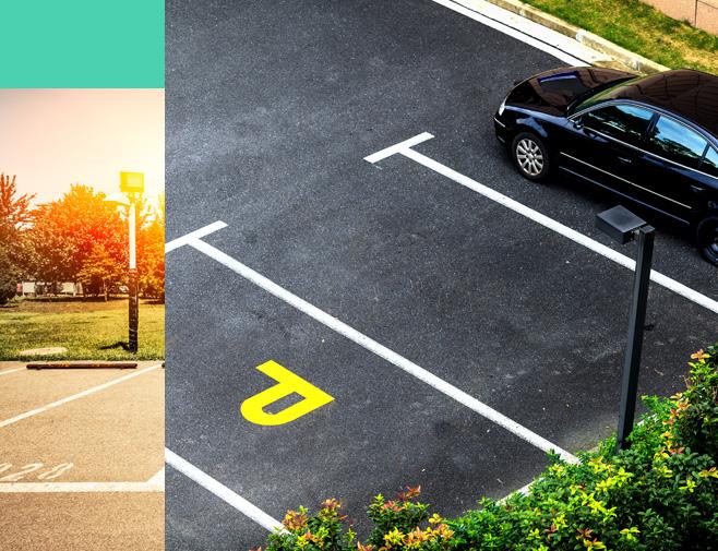 parcare supraterana Corvaris Residence