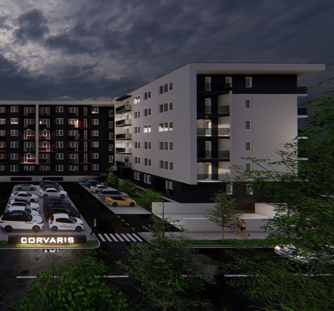 Corvaris-21-Residence-Bucuresti