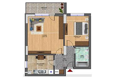 apartamente 2 camere Bucuresti